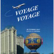 Voyage voyage !