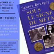 Conférence de Sabine Bourgey aux Archives Nationales