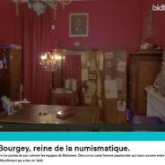 La numismatique de Sabine Bourgey